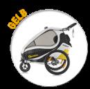 Kidgoo1 Sport in gelb-schwarz
