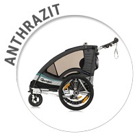 Kindersportwagen Sportrex1 in anthrazit