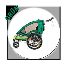 Kindersportwagen Sportrex1 in grün