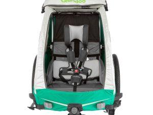 Kidgoo1 Kindersportwagen Innenraum 5-Punkt-Sicherheitsgurt