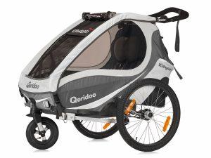 Kidgoo1 Kindersportwagen Hauptansicht anthrazitgrau