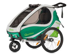 Kidgoo1 Kindersportwagen Hauptansicht grün