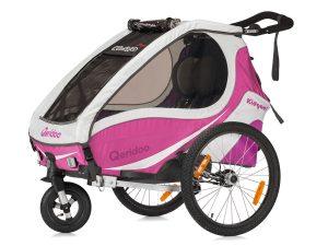 Kidgoo1 Kindersportwagen Hauptansicht pink violett