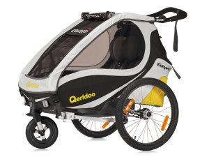 Kidgoo1 Kindersportwagen Hauptansicht gelb