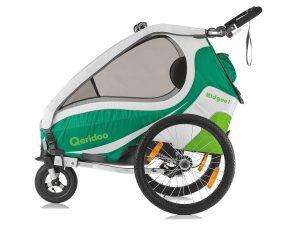 Kidgoo1 Kindersportwagen Seitenansicht
