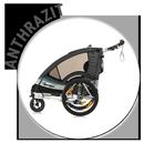 Kindersportwagen Sportrex2 in anthrazit