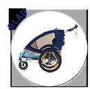 Kindersportwagen Sportrex2 in blau