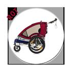 Kindersportwagen Sportrex2 in rot