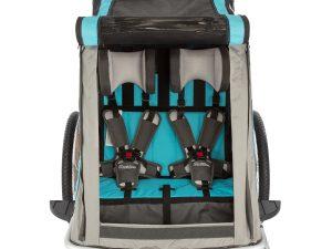 Speedkid2 Kindersportwagen Innenraum 5-Punkt-Sicherheitsgurte