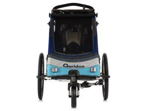Sportrex1 Kindersportwagen Vorderansicht