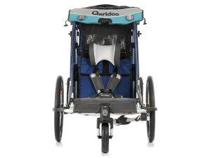 Sportrex1 Kindersportwagen Innenraum 5-Punkt-Sicherheitsgurt
