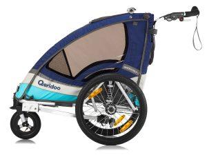 Sportrex1 Kindersportwagen Seitenansicht