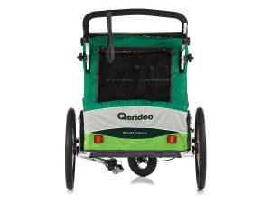 Sportrex2 Kindersportwagen Rückansicht
