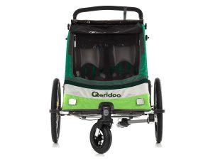 Sportrex2 Kindersportwagen Vorderansicht
