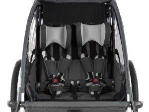 Sportrex2 Kindersportwagen Innenraum 5-Punkt-Sicherheitsgurte
