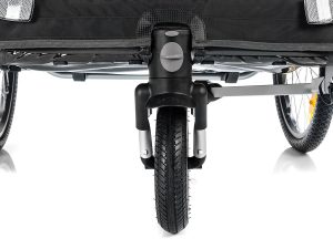 Sportrex2 Kindersportwagen Multiwheel Buggyrad mit Jogger-Walker-Funktion